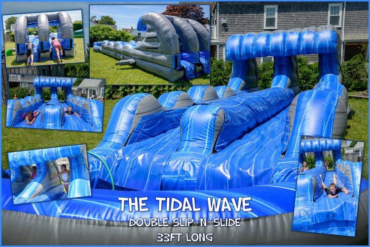 Tidal Wave - Dual Slip n Slide
