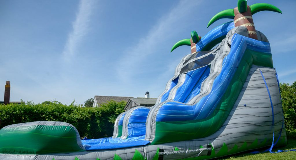 Amazon Plunge Water Slide rental in Plymouth, MA