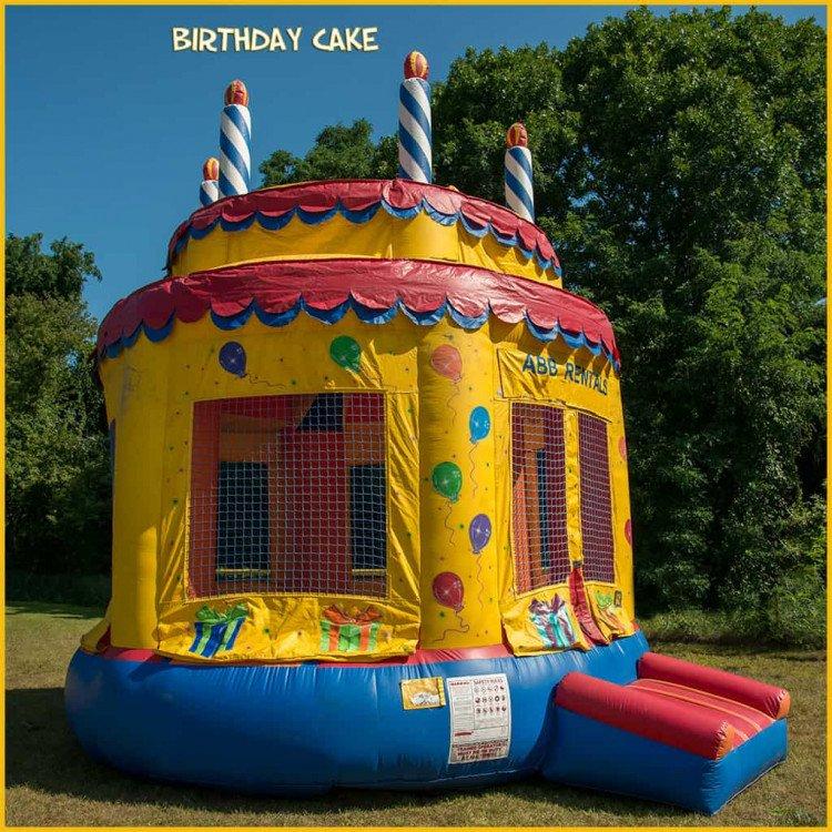 birthday cake bounce house rental sandwich ma 1615052690 big Birthday Cake Bouncer