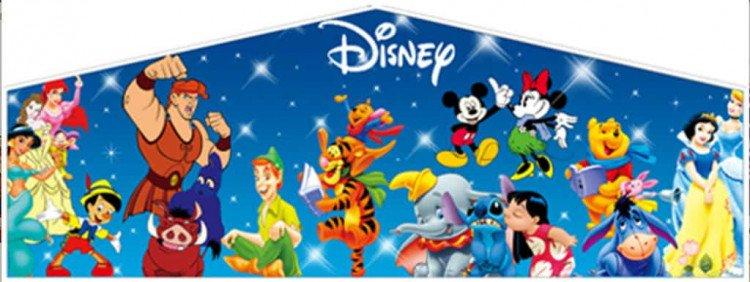 disney jumpy house 1615247145 big Disney Movie Characters