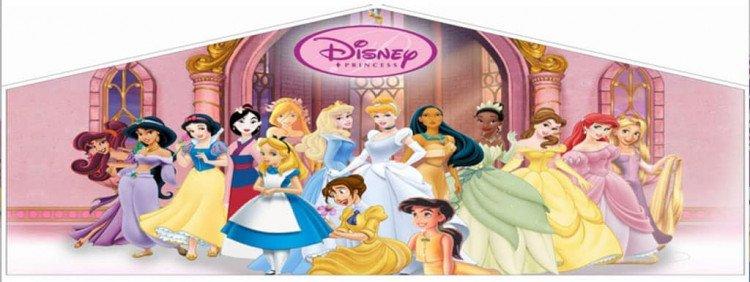 disney princess bounce house 1615247239 big Disney Princess Banner