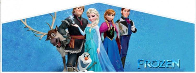 frozen bounce house jumper 1615247559 big Frozen