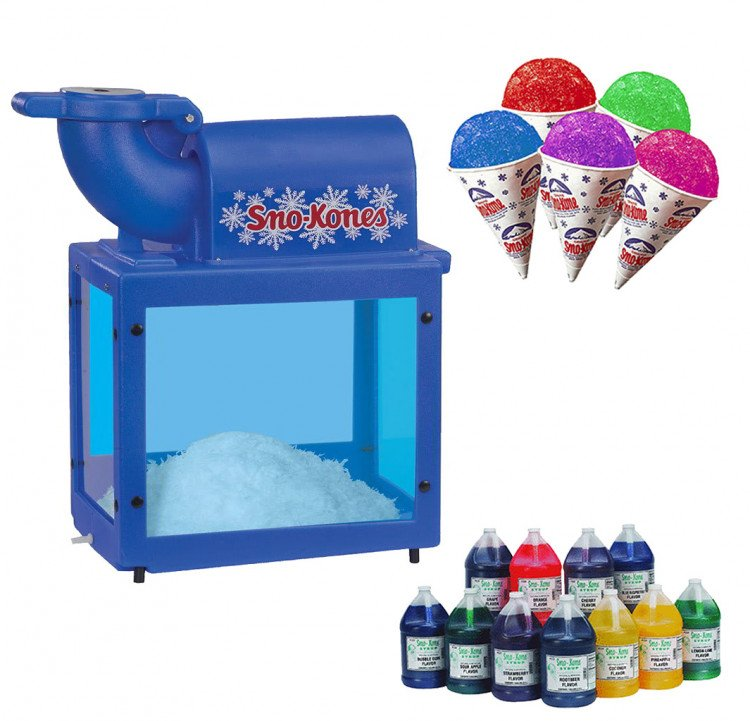 sno kone machine rental cape cod plymouth ma 1615828698 big Sno-Kone Machine
