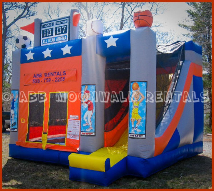 sports combo inflatable rental plymouth ma 1615816403 big Sports Combo