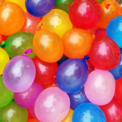 Extra Water Balloons - 100 pack
