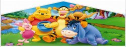 winnie the pooh bounce house 1615246782 Themed Bouncer
