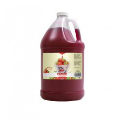 Sno-Kone Syrup - 1 Gallon - Strawberry