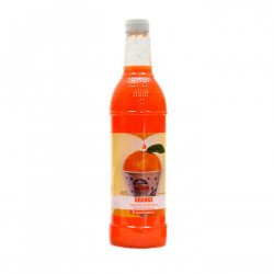 Sno-Kone Syrup - Orange 25oz