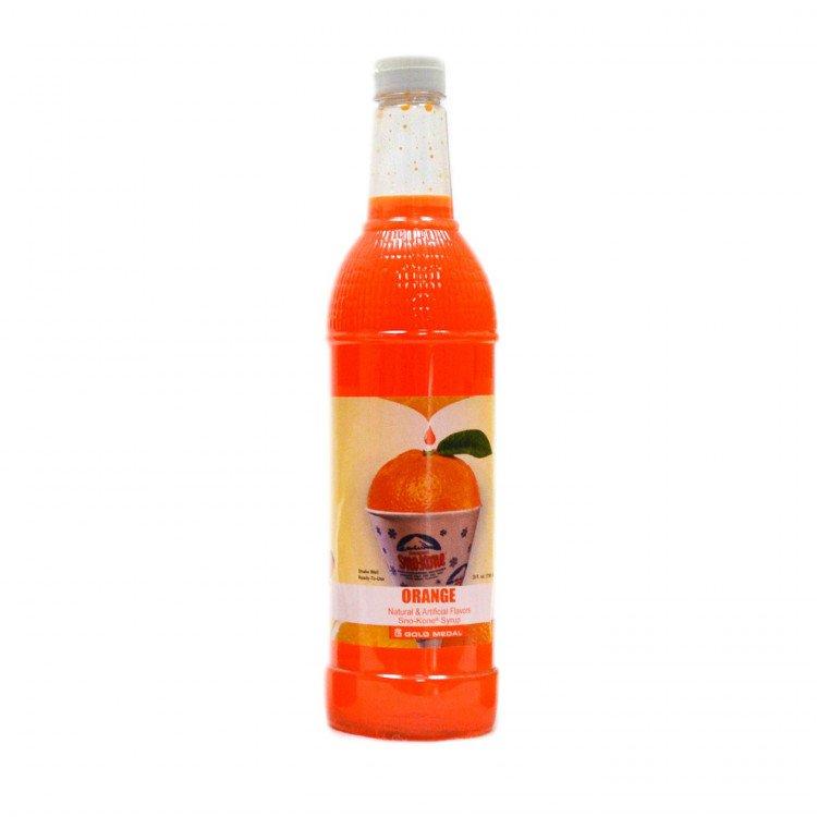Sno-Kone Syrup - Orange 25oz