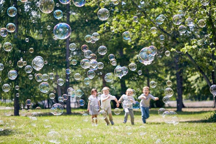 professional bubble solution 1615839371 big Professional Bubble Solution - 1 Gallon